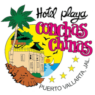 hotel playa conchas chinas logo
